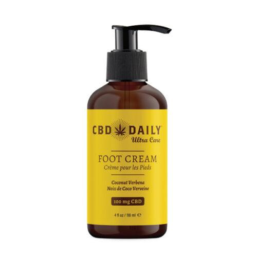 CBD Daily Foot Creme